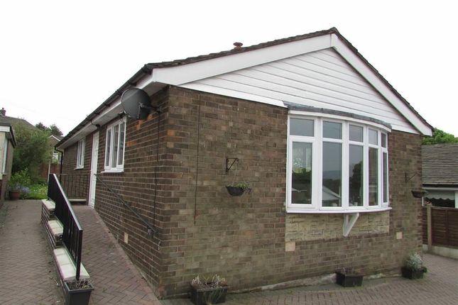 Thumbnail Detached bungalow for sale in Brooklands Avenue, Chapel En Le Frith, High Peak