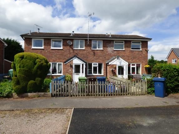 2 bed terraced house for sale in The Burgage, Eccleshall, Stafford, Staffordshire ST21