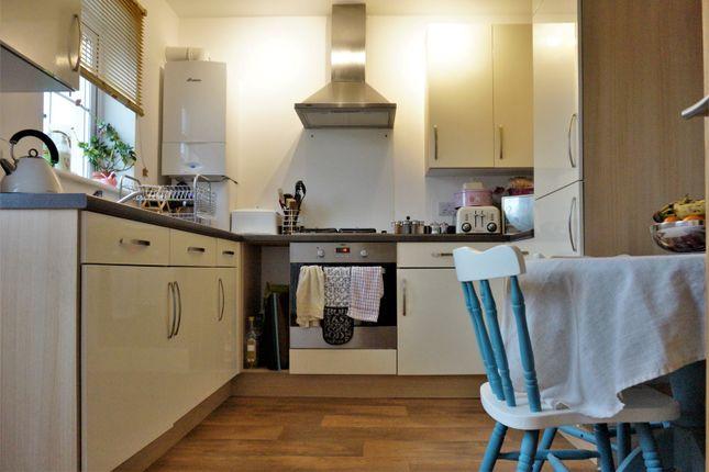 Thumbnail Terraced house for sale in Penscowen Road, Camborne