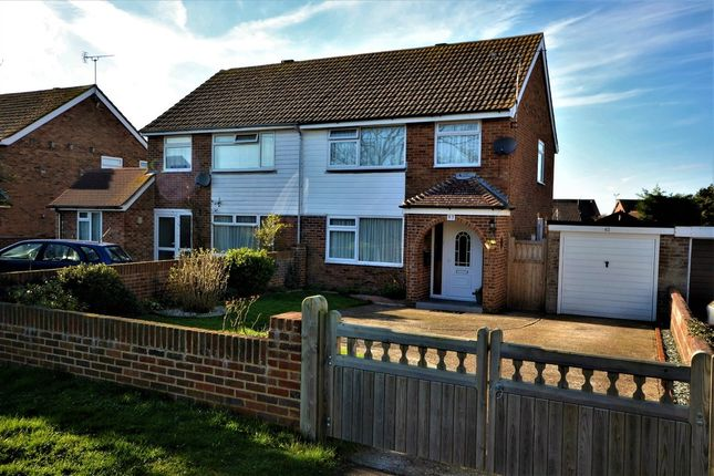 Thumbnail Semi-detached house for sale in Station Road, Lydd, Romney Marsh