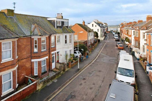 Thumbnail Terraced house for sale in Camperdown Terrace, Exmouth