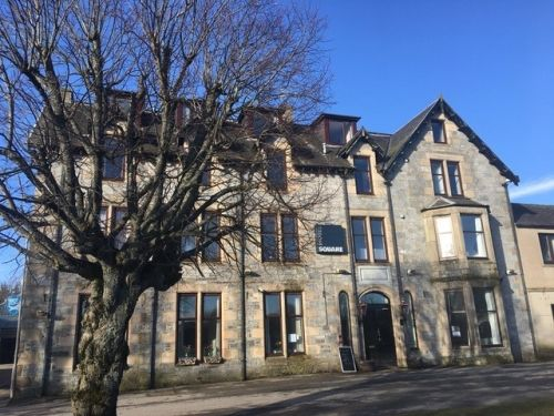 Thumbnail Hotel/guest house for sale in Ballindalloch, Aberdeenshire