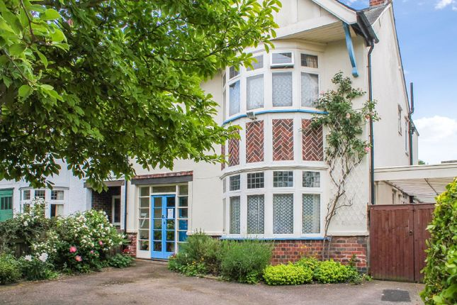 Thumbnail Semi-detached house for sale in Toller Road, Stoneygate, Leicester