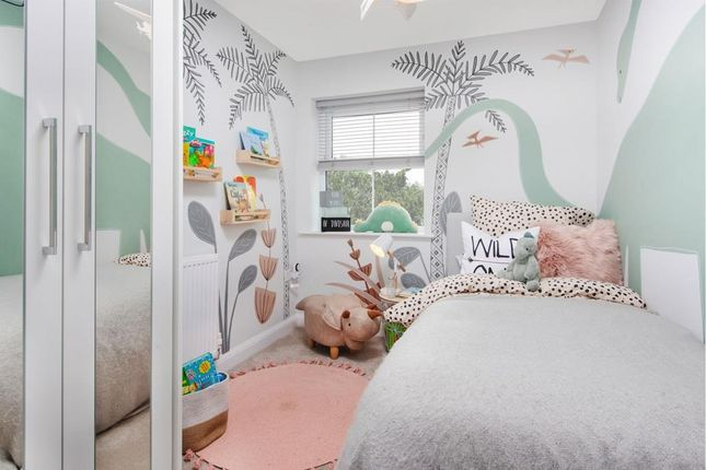 "Hadley Bedroom of ""Hadley"" at Kensey Road, Mickleover, Derby DE3"