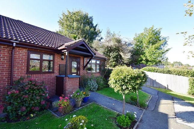 Thumbnail Property for sale in Nye Close, Bridger Way, Crowborough