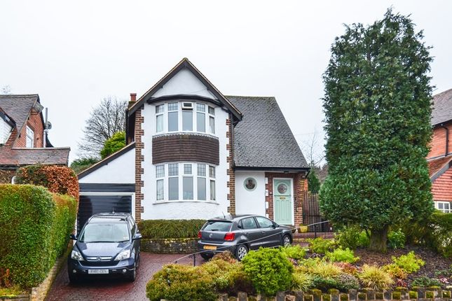 Thumbnail Detached house for sale in Reservoir Road, Cofton Hackett, Birmingham