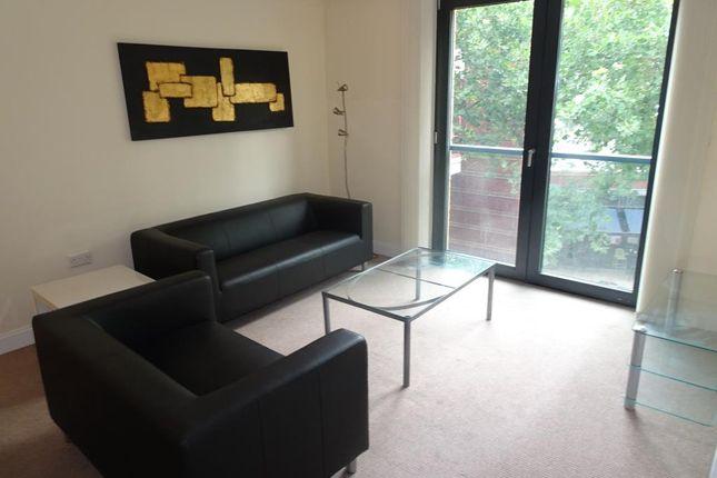 Flat to rent in Southside, St Johns Walk, Birmingham