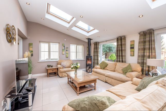 Thumbnail Detached house for sale in Molivers Lane, Bromham, Bedford