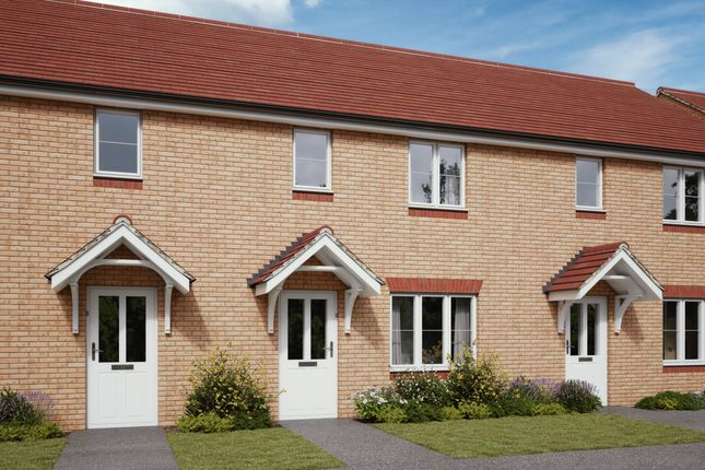 End terrace house in  Potter Way  Winnersh  Berkshire R Reading