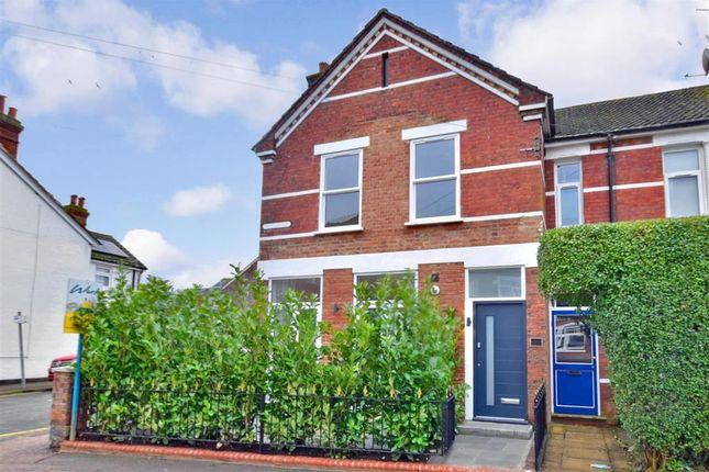 Semi-detached house for sale in Barden Road, Tonbridge, Kent
