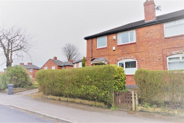 Thumbnail Semi-detached house for sale in Doncaster Avenue, Manchester