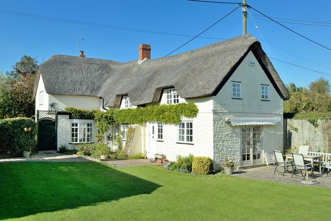 Thumbnail Cottage for sale in Lordsmead Cottage, Edgebridge, Mere, Wiltshire
