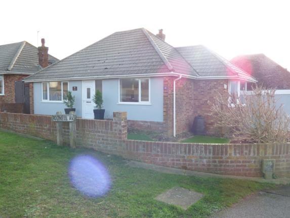 Thumbnail Bungalow for sale in Longridge Avenue, Saltdean, Brighton, East Sussex