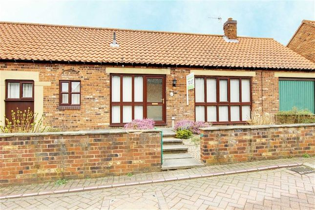 Thumbnail Semi-detached bungalow to rent in Grove Farm Close, Chesterfield, Derbyshire