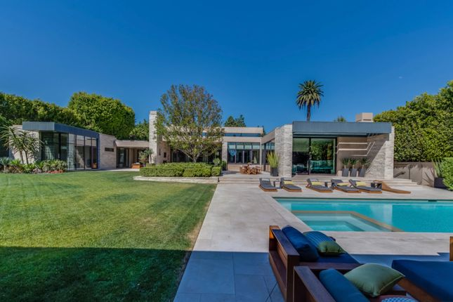 Thumbnail Property for sale in Hartford Way, Beverly Hills, Los Angeles