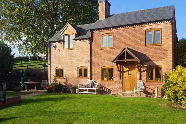 Thumbnail Cottage for sale in Boreley Lane, Ombersley, Droitwich