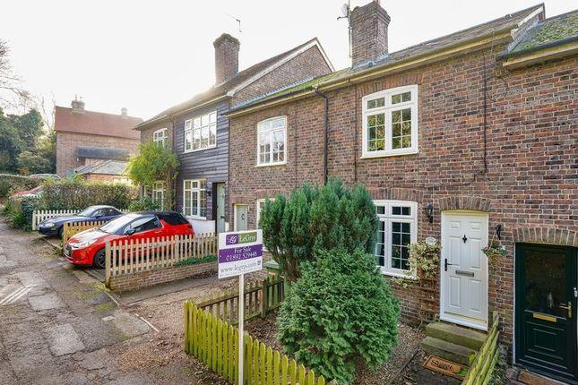Thumbnail Terraced house for sale in Holden Corner, Southborough, Tunbridge Wells