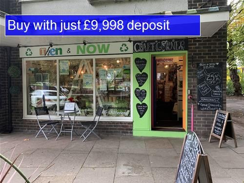 Retail premises for sale in WA1, Padgate, Cheshire