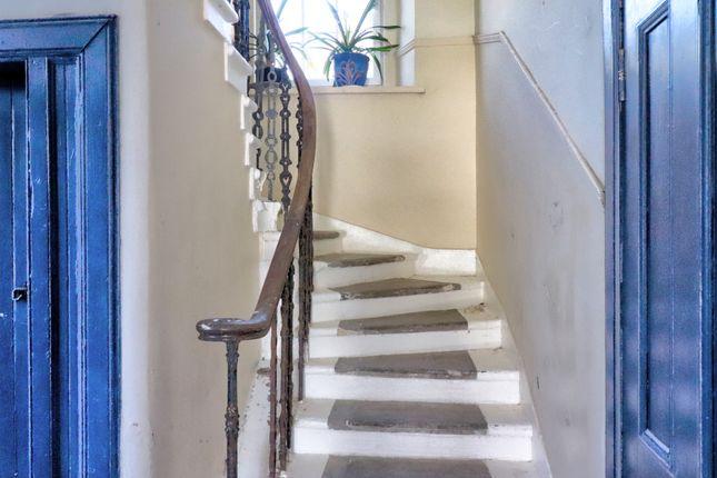 Stairwell of Kelburn Street, Millport, Isle Of Cumbrae KA28