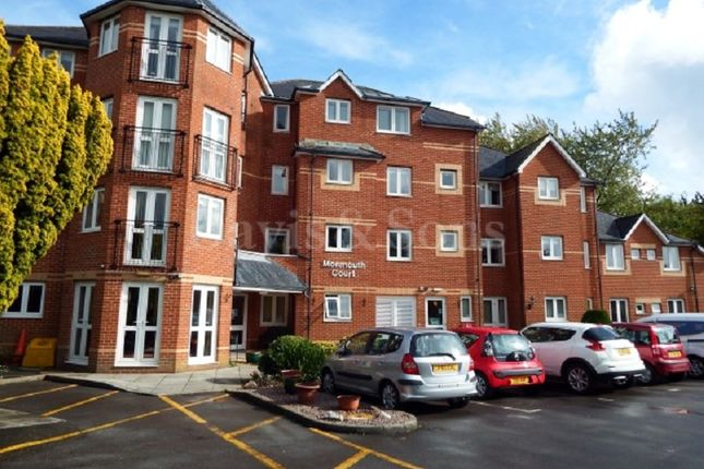Thumbnail Property for sale in Monmouth Court, Off Bassaleg Road, Newport.