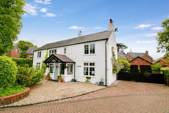 4 bed detached house for sale in Chester Road, Gresford, Wrexham