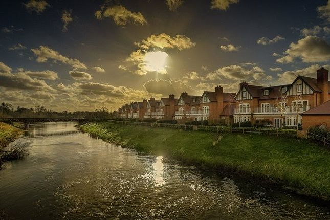 Thumbnail Property for sale in Taplow Riverside, Mill Lane, Taplow, Maidenhead