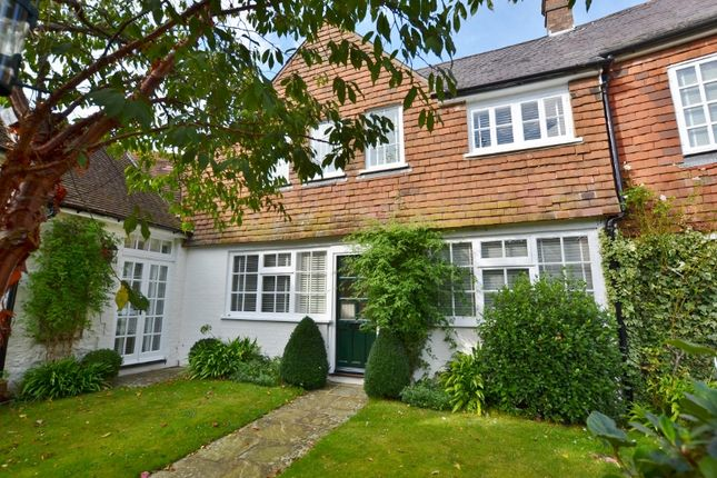 Thumbnail Terraced house for sale in Burton Park, Petworth, West Sussex