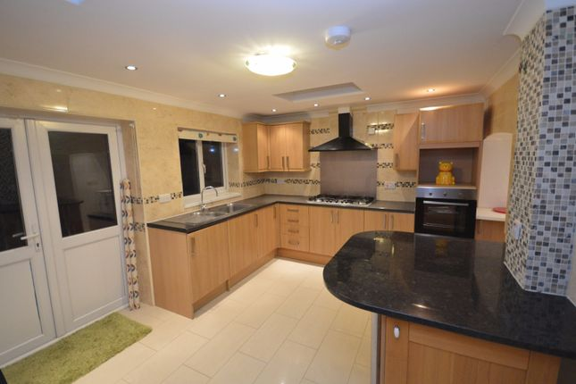 Thumbnail Semi-detached house to rent in Leicester Gardens, Newbury Park