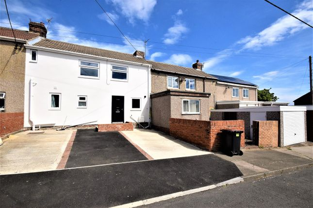 3 bed terraced house to rent in George Avenue, Easington Colliery, County Durham SR8