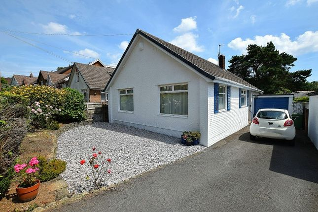 Thumbnail Detached bungalow for sale in Llwyn Onn, Pantmawr, Cardiff.