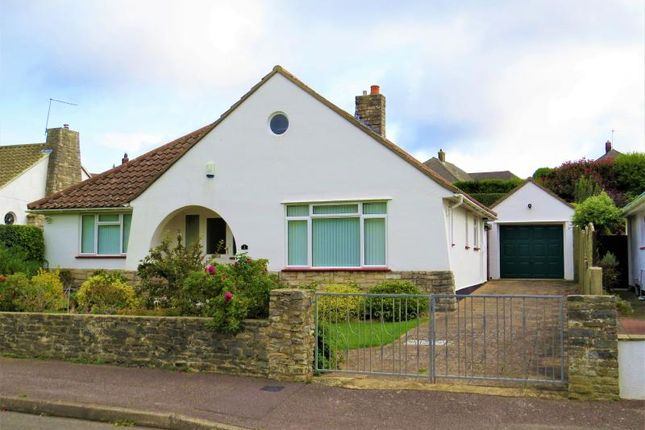 Thumbnail Bungalow for sale in Mitchell Close, New Milton