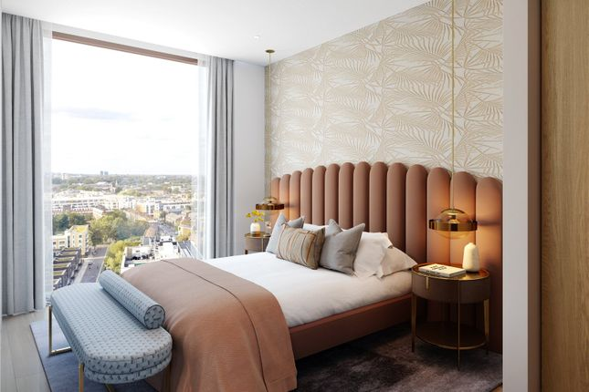 1 bed flat for sale in The Arc, 225 City Road, Shoreditch, London EC1V