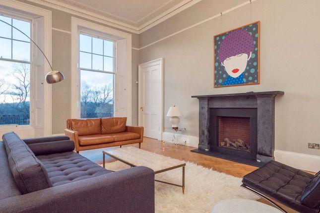 Thumbnail Flat to rent in Great Stuart Street, New Town