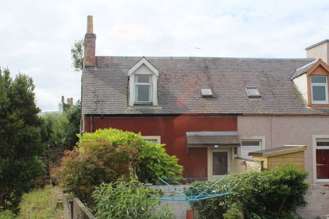 Thumbnail Semi-detached house for sale in 2 Lochview Cottages, High Street, Stranraer