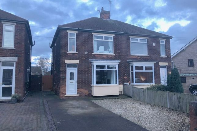 Thumbnail Semi-detached house to rent in Bottesford Road, Scunthorpe