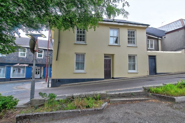 Thumbnail Flat for sale in Wesley Street, Redruth