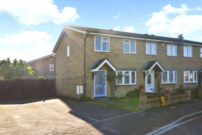 2 bed end terrace house for sale in Longbrooke, Houghton Regis, Dunstable LU5
