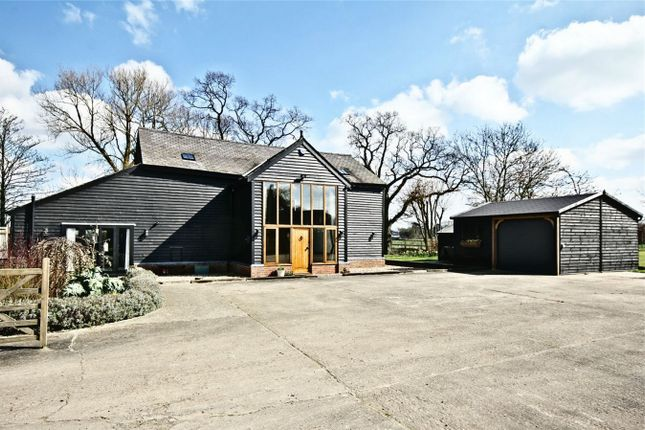 Thumbnail Barn conversion for sale in Harlow Tye, Harlow, Essex