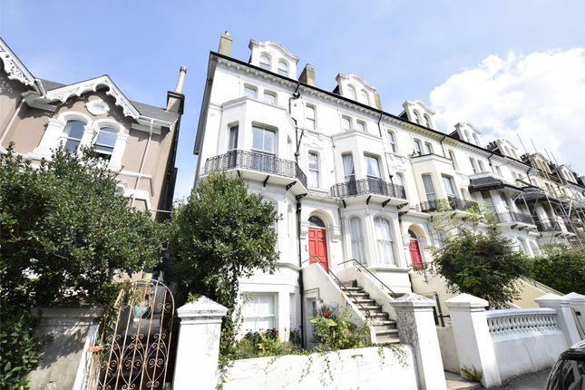 Thumbnail Maisonette to rent in Flat St. Helens Road, Hastings, East Sussex