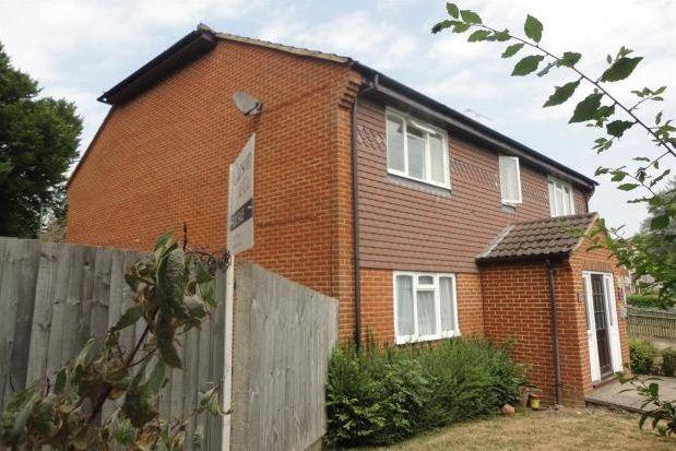 Thumbnail Flat to rent in The Chantrys, Farnham
