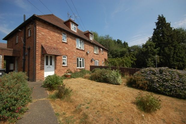 Thumbnail Flat to rent in Manor Close, Uckfield