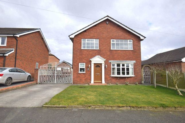 Thumbnail Detached house for sale in Hill Crescent, Newton, Preston