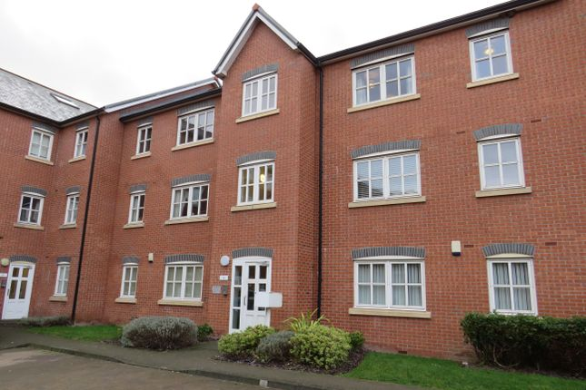 Thumbnail Flat to rent in Grosvenor Wharf Road, Ellesmere Port