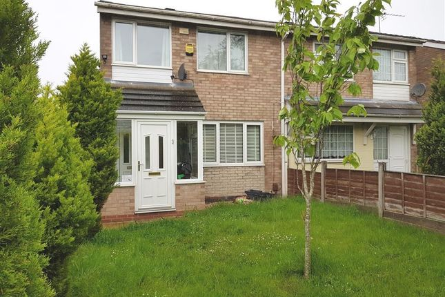 Thumbnail Property to rent in Yorkminster Drive, Chelmsley Wood, Birmingham