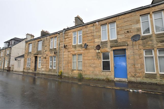 Thumbnail Flat for sale in 12 Springvale Street, Saltcoats