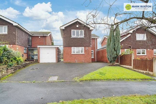 Thumbnail Detached house for sale in Geneva Drive, Westlands, Newcastle
