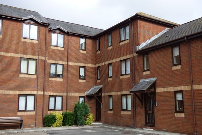 Thumbnail Flat to rent in Castle Quay, The Latt, Neath, West Glam.