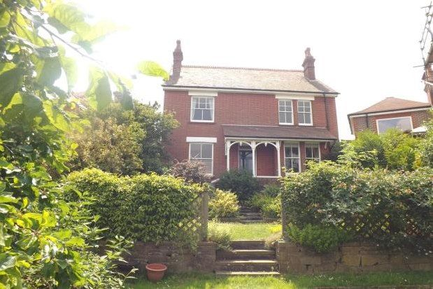 Thumbnail 5 bed detached house to rent in King Henrys Road, Lewes