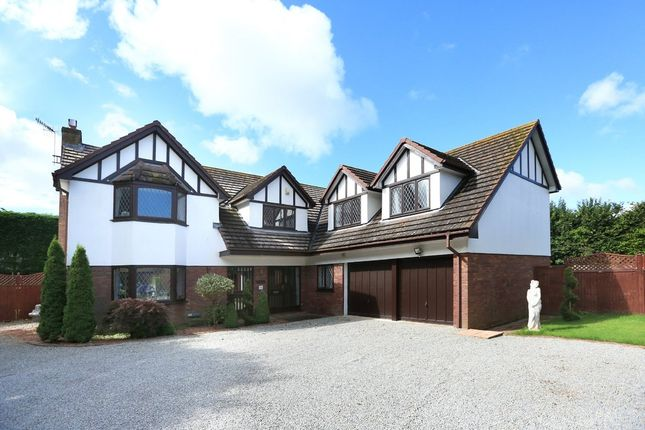 Thumbnail Detached house for sale in Church Road, Plymstock, Plymouth