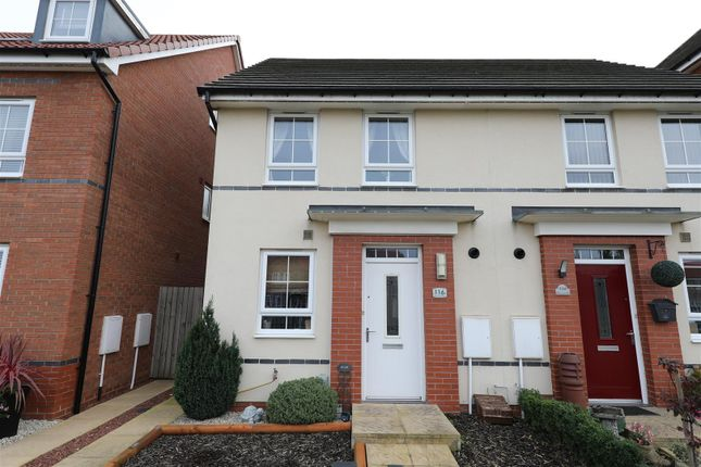 2 bed property for sale in Richmond Lane, Kingswood, Hull HU7